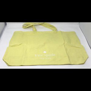 Kate Spade reusable shopping tote bag